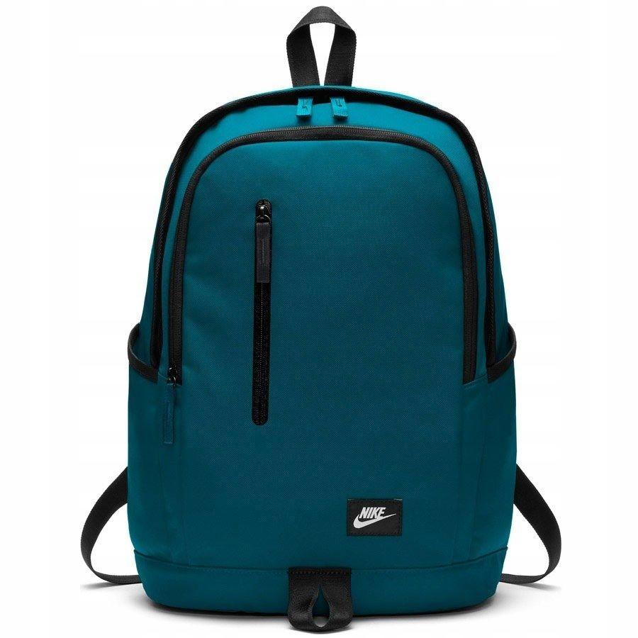 Plecak Nike All Access Soleday BA4857 467 zielony