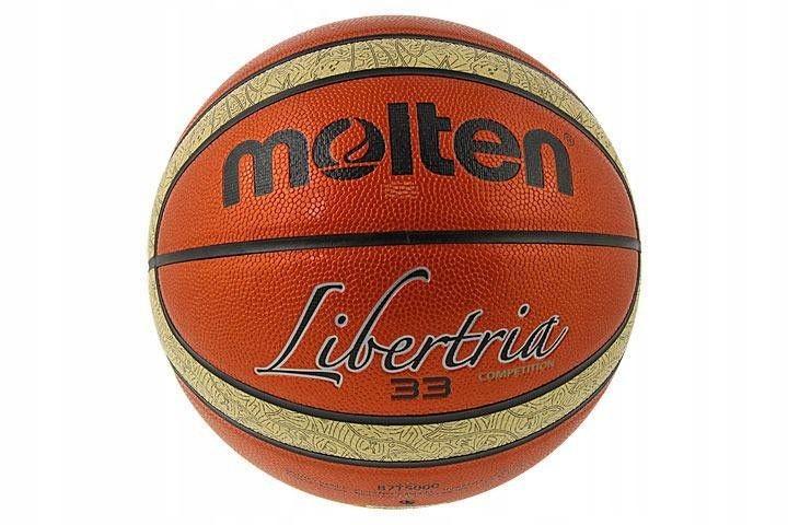 Piłka koszykowa Molten Libertia 33 Competition - P