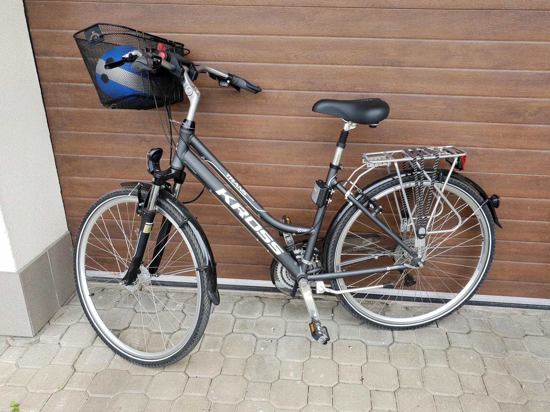OKAZJA KROSS TRANS PACIFIC, 17 kg, 21 biegów