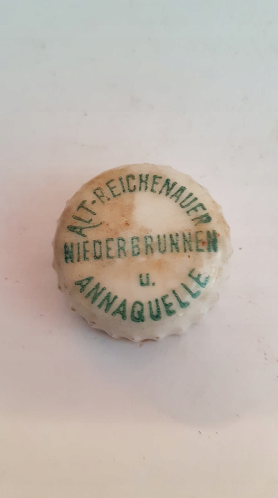 Porcelanka Niederbrunnen