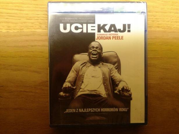 Uciekaj! Blu-ray Uciekaj - Get out