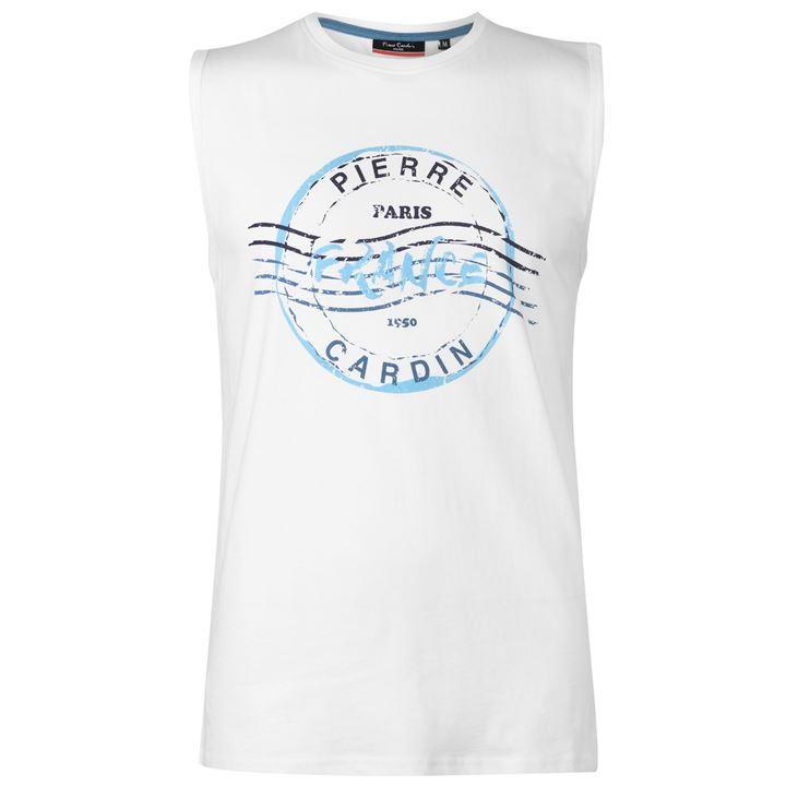 Pierre Cardin bezrękawnik koszulka 588168 M