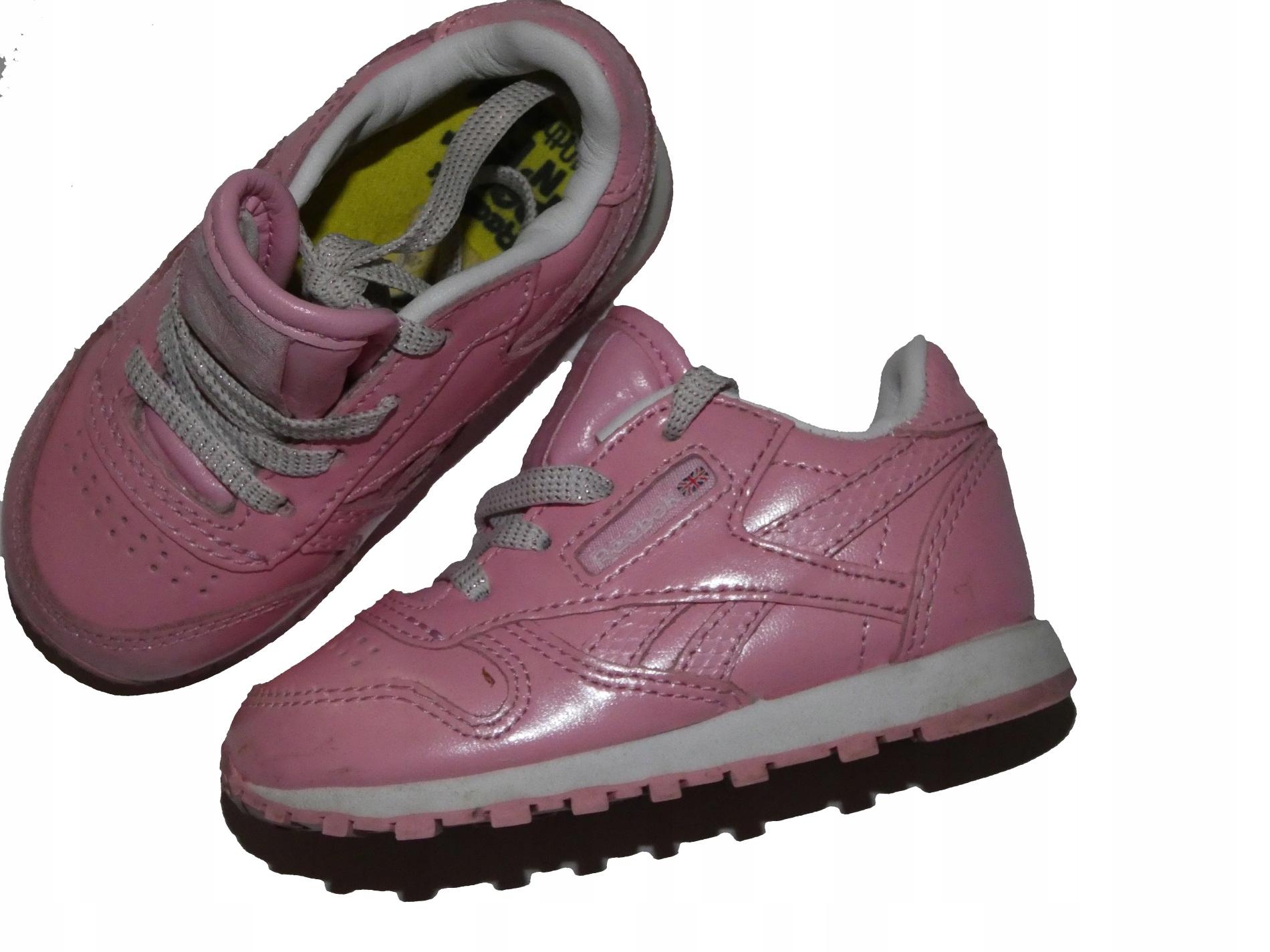 Reebok Adidasy roz 20