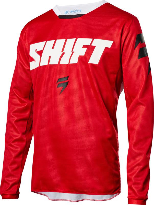 Bluza Jersey SHIFT WHITE M DH ENDURO WROCŁAW