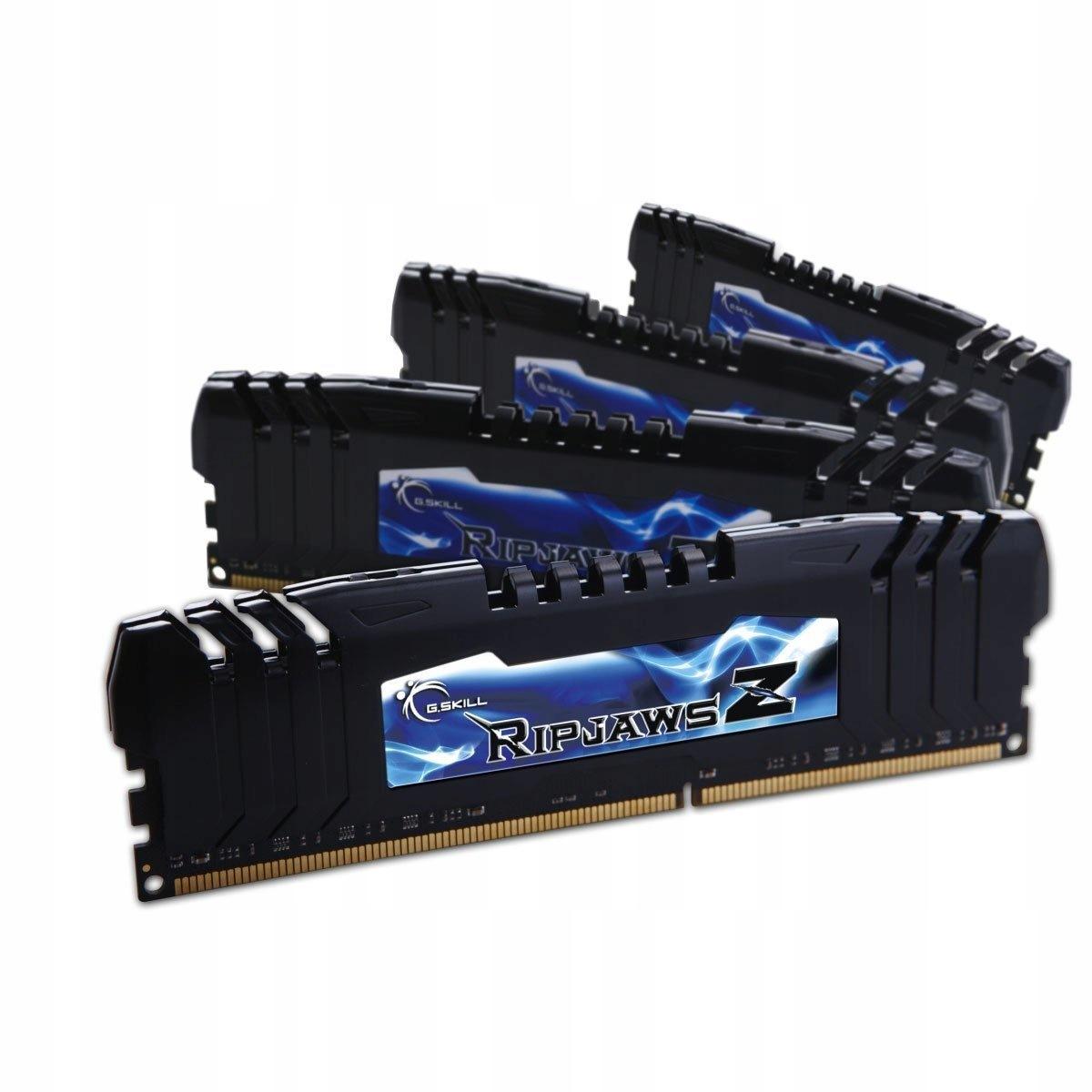 G.SKILL DDR3 RIPJAWSZ 4x4GB 2133MHz CL9 XMP