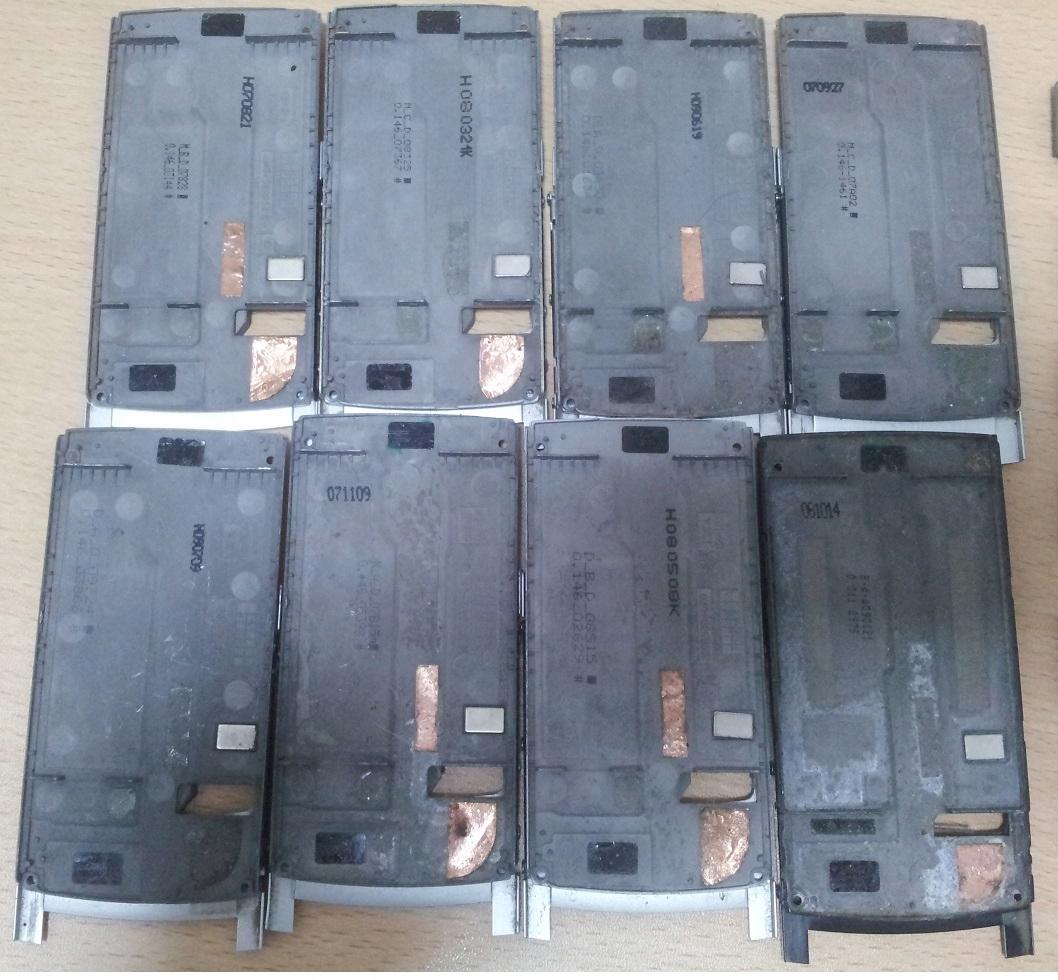 Nokia N95 8 sliderów + 60 Klawiatur