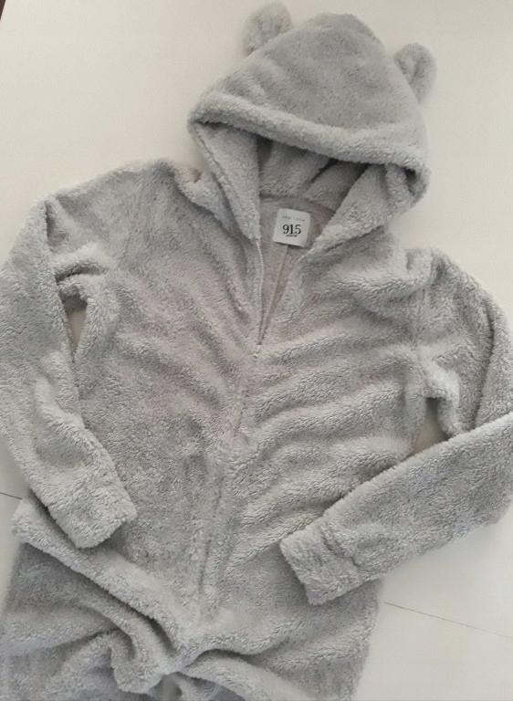 piżama dres party XS S New look miś cudo