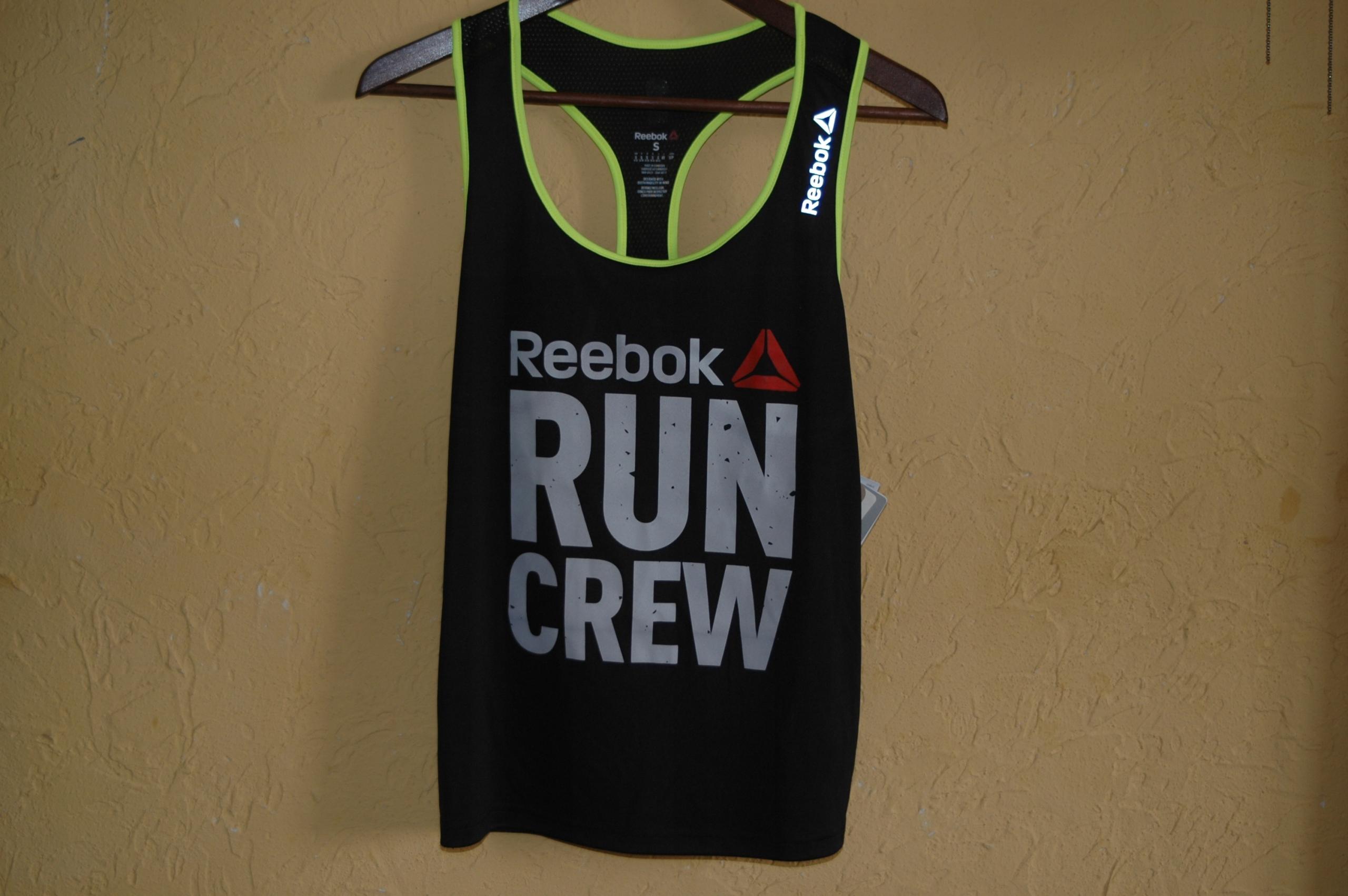 Koszulka REEBOK SPEEDWICK - RUN CREW Roz. S (15)