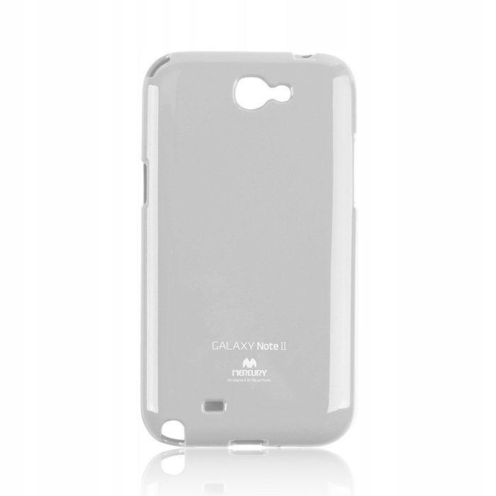 Mercury Etui JellyCase do Sony XZ białe (BRA00477