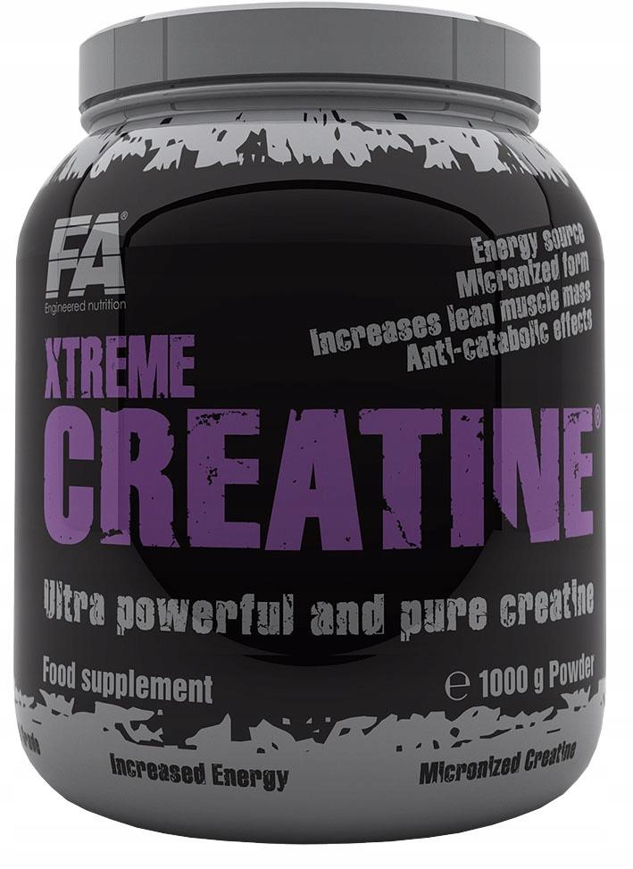F.A. XTREME CREATINE 1000 g