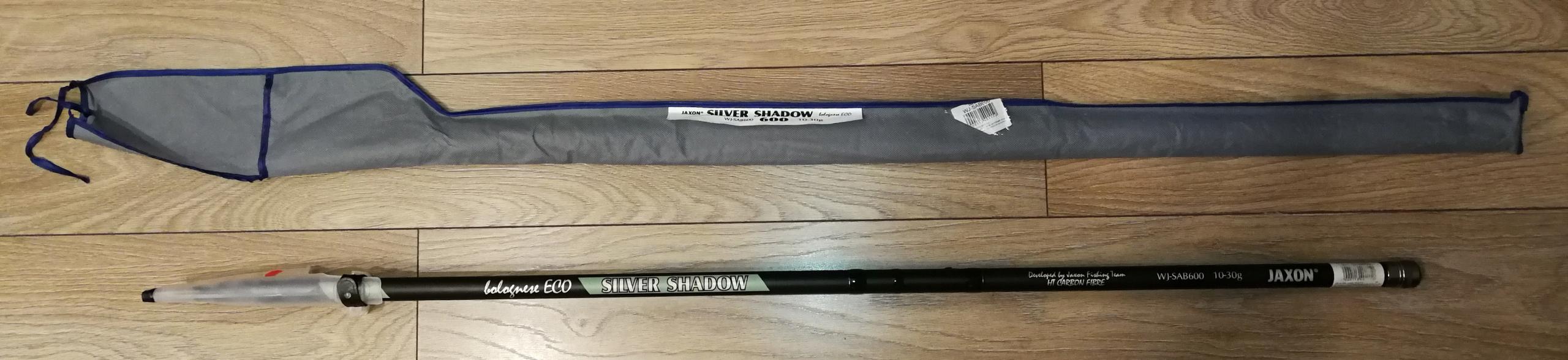 Silver Shadow Bolognese Eco 6m 10-30g WJ-SAB600