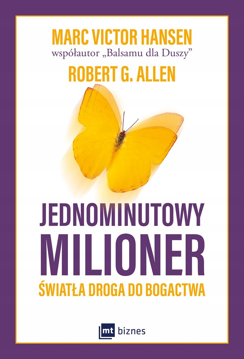 Jednominutowy milioner. Światła... Robert Allen