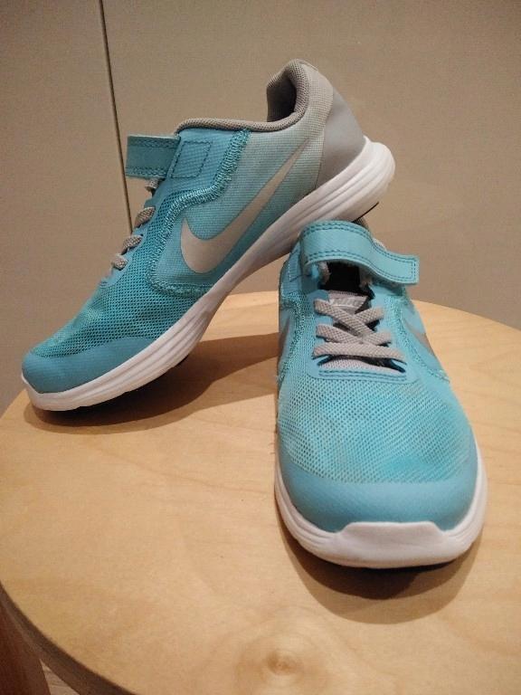 Nike revolution 3 roz.34 sportowe wiosna