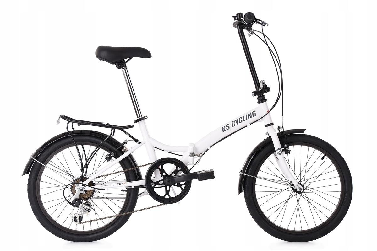 Rower składany STEEL
