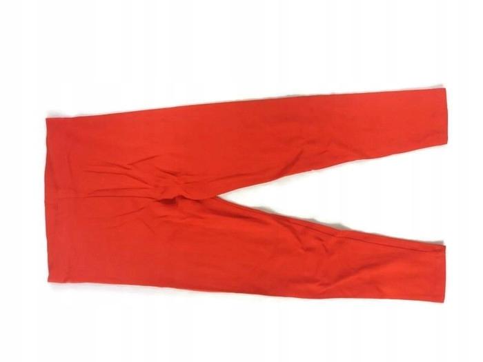 George - czerwone legginsy - r. 9-10 lat / 134-140