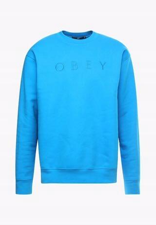 OBEY CLOTHING. Bluza męska.