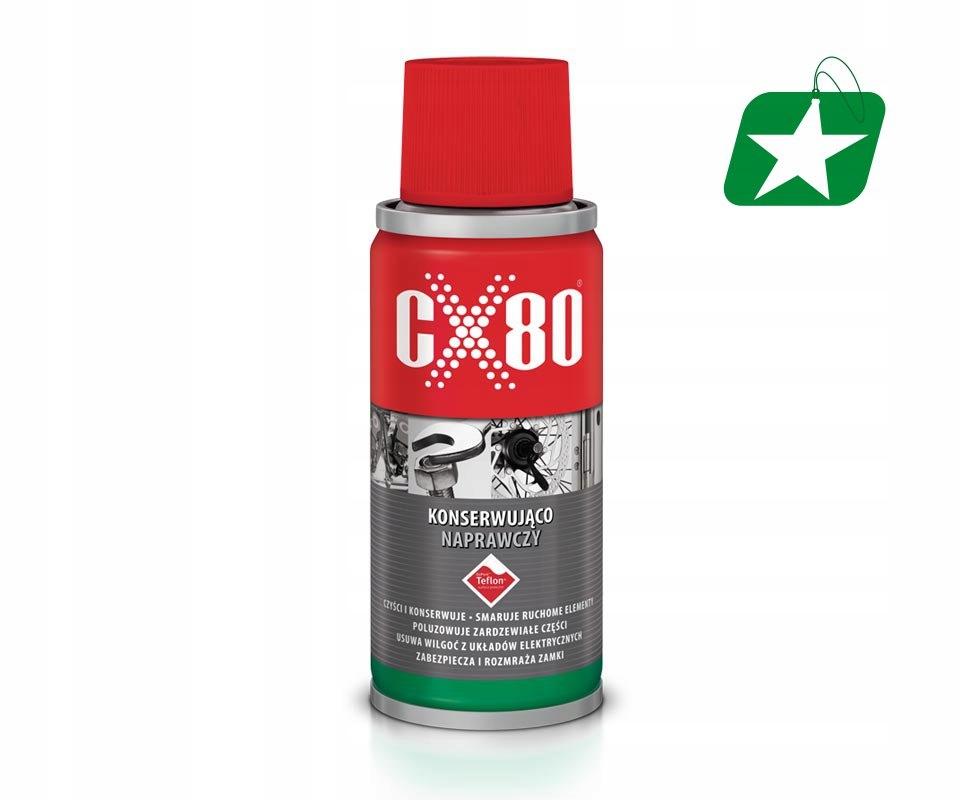 CX-80 KONSERWUJĄCO NAPRAWCZY Z TEFLONEM 100ML