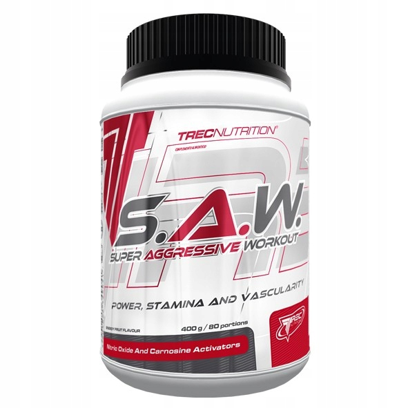 Trec S.A.W. 400g Wildberry