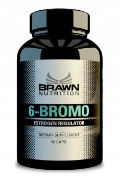 BRAWN 6-BROMO ESTROGEN PCT 90kaps