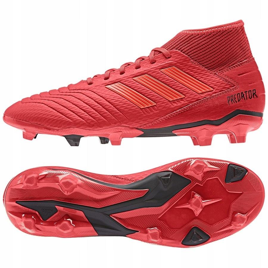 Buty adidas Predator 19.3 BB9334 czerwony 43 1/3