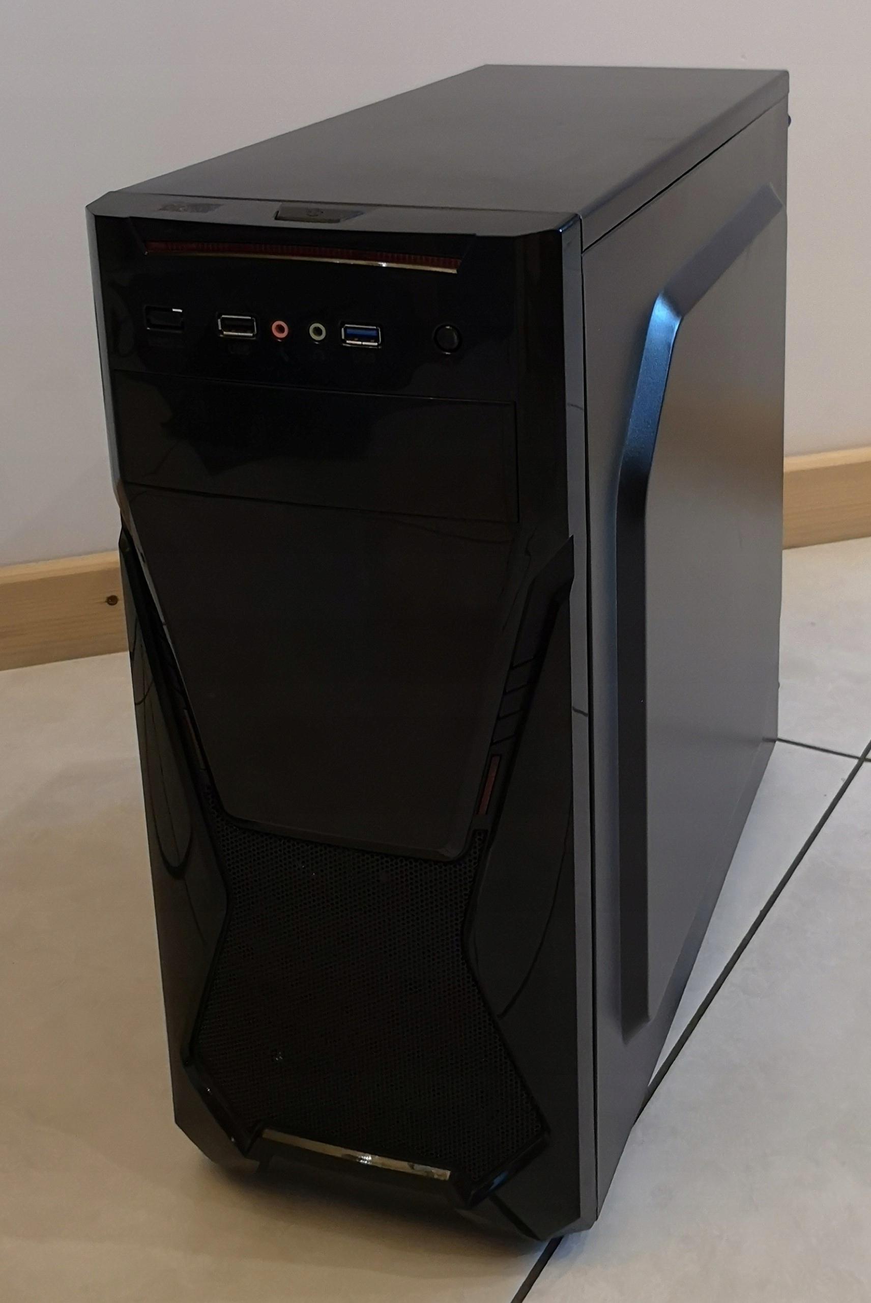 AMD FX 6350 6 rdzeni 3.9 GHz, 8 GB DDR3, GTX 750Ti