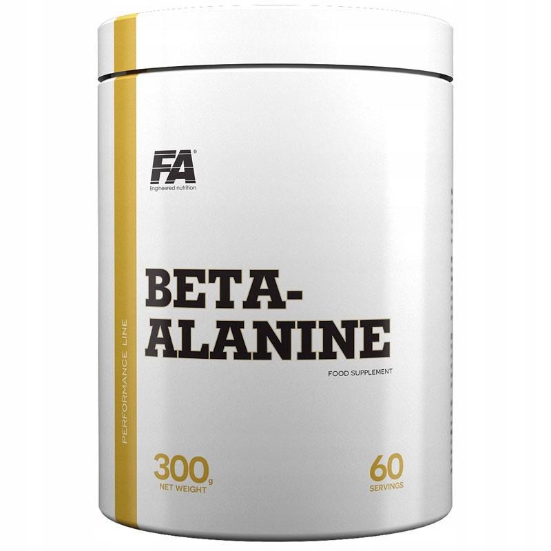 FA BETA-ALANINE 300G WYTRZYMAŁOŚĆ SIŁA ENERGIA