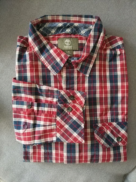 koszula w kratę Tiberland L /G
