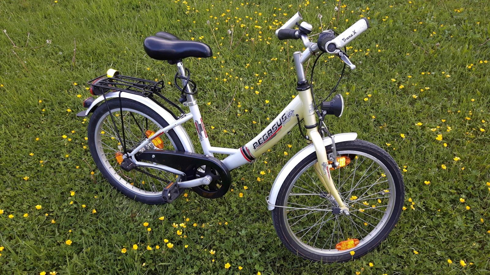 Rower Pegasus niemiecki z Shimano, nie chińczyk!