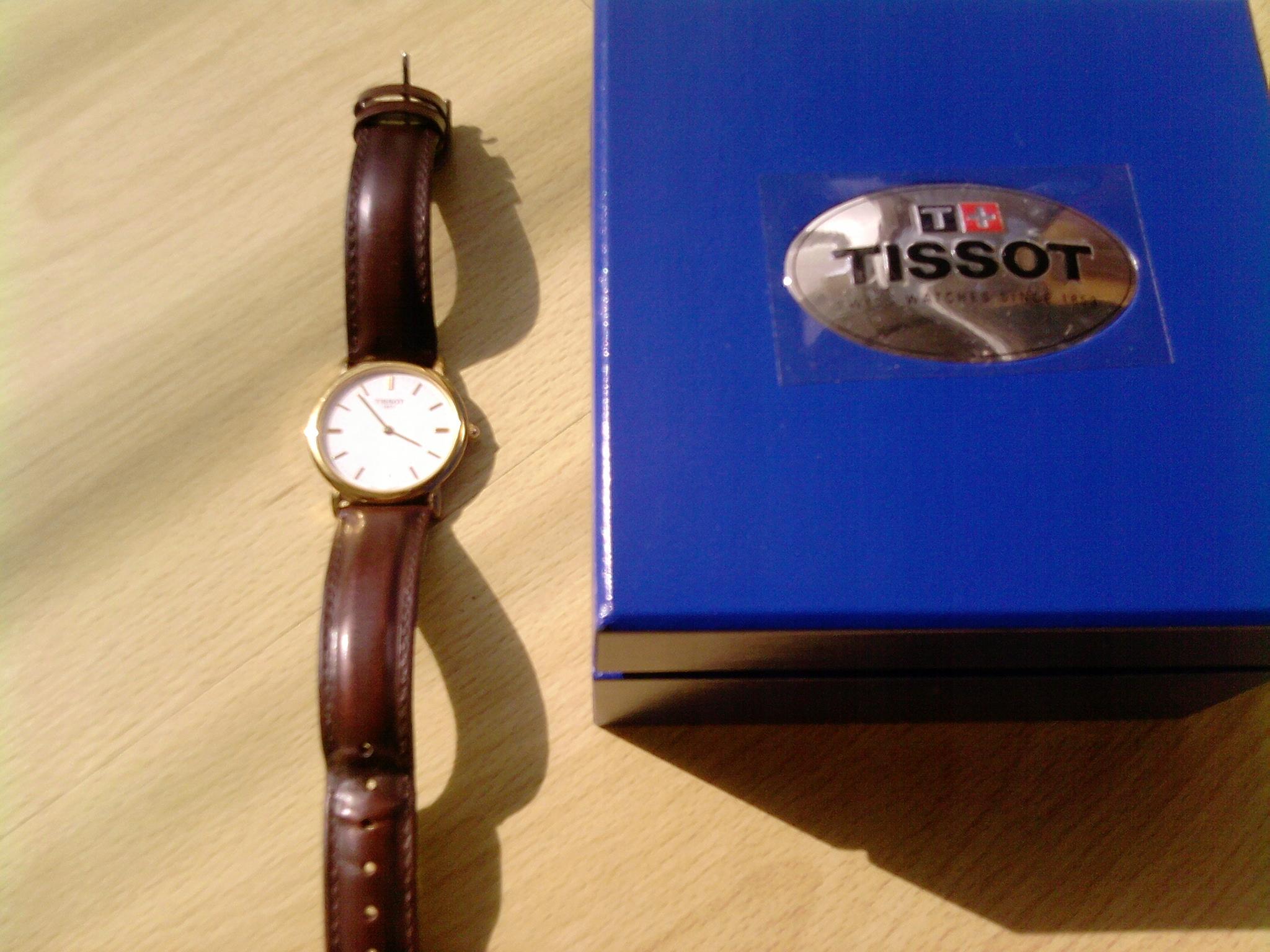 Zegarek TISSOT C276K 1853