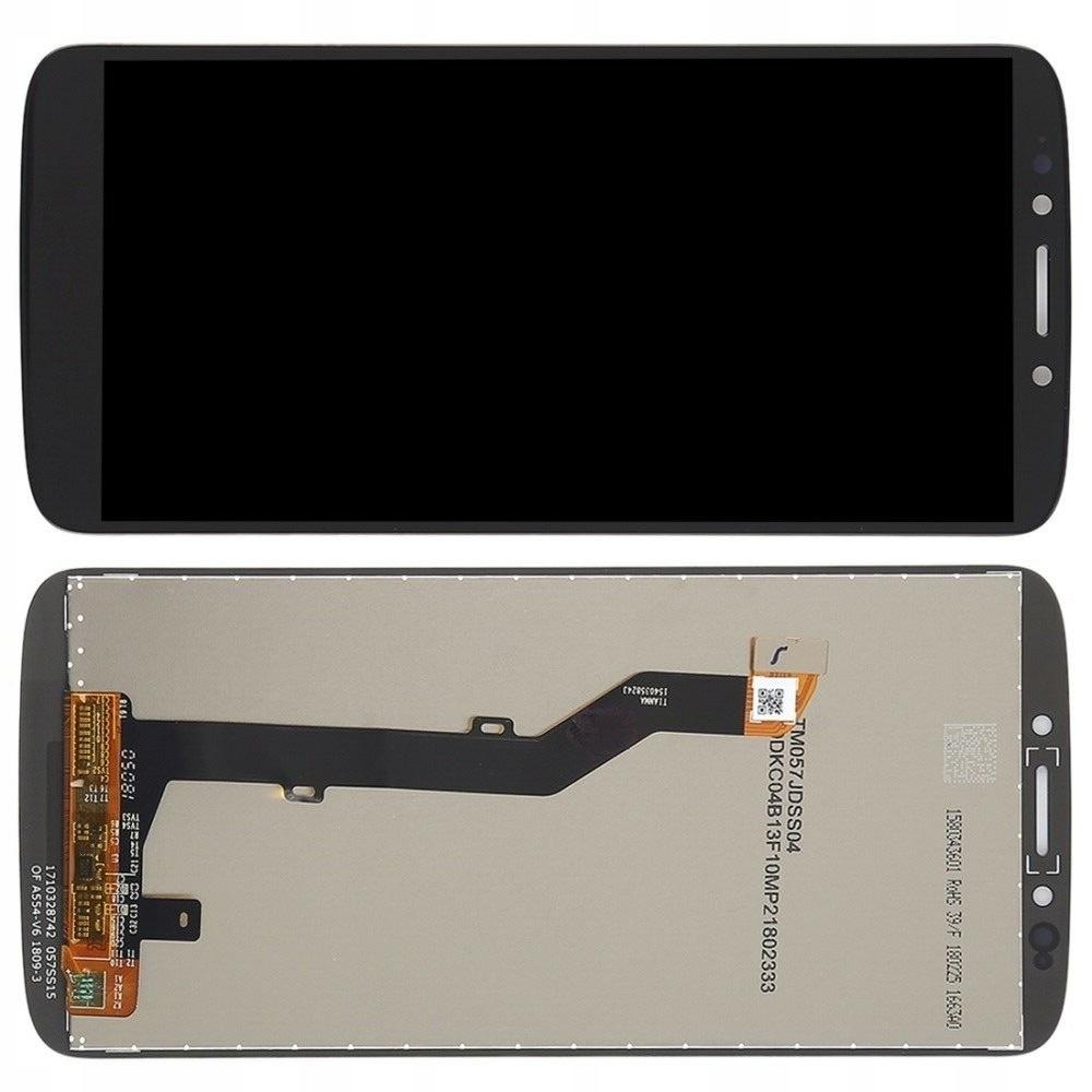 Motorola Moto E5 wyświetlacz LCD+digitizer dotyk
