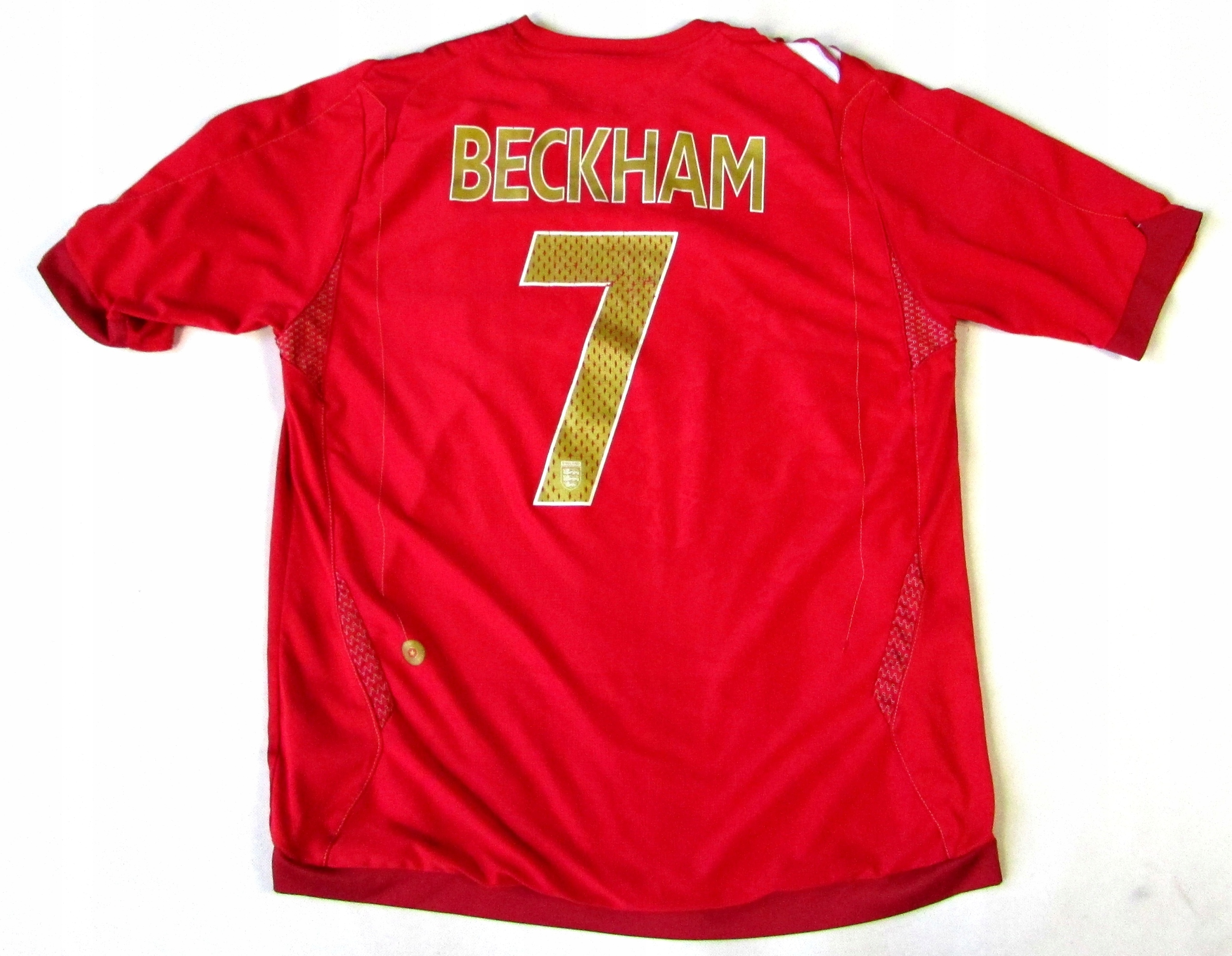 ANGLIA__Oficjalna koszulka_DAVID BECKHAM_2006-08