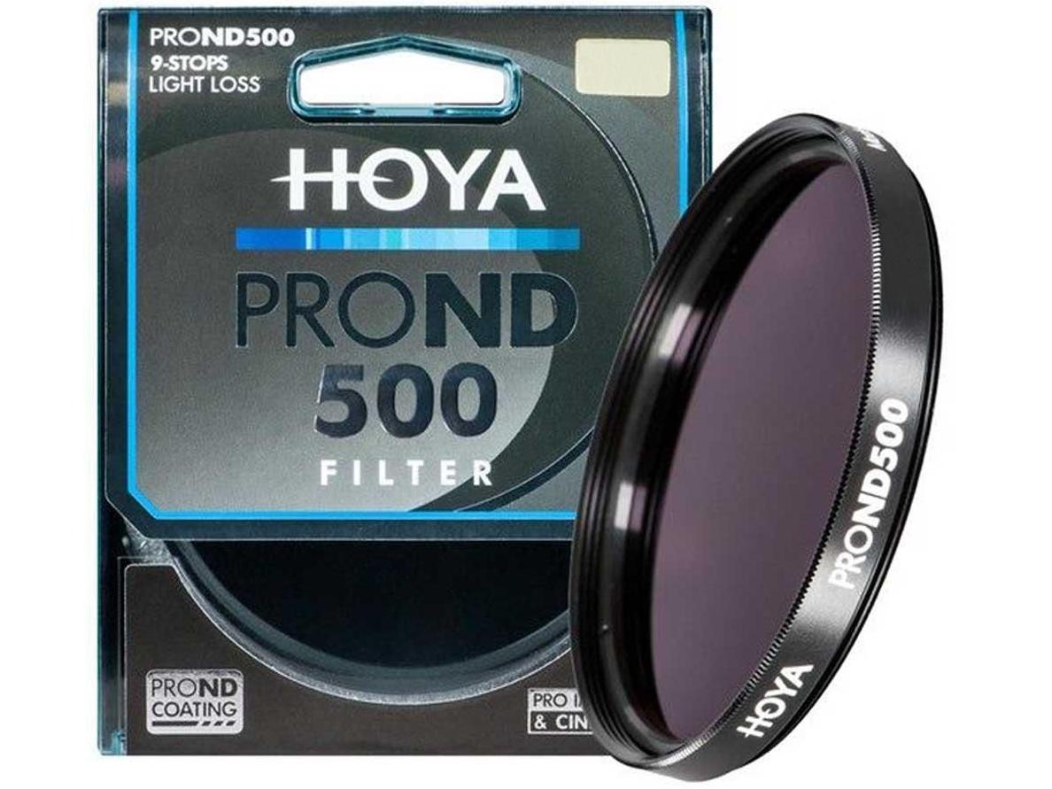 HOYA Filtr neutralny szary PRO ND500 NDx500 - 58mm