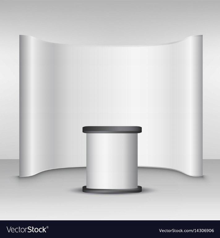 Ścianka reklamowa ekspresowa typu pop up 3.20x2.25