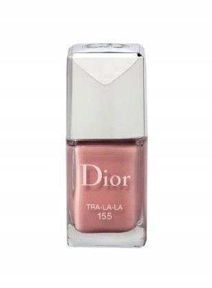 Dior Vernis lakier do paznokci nr 155 Tra La La