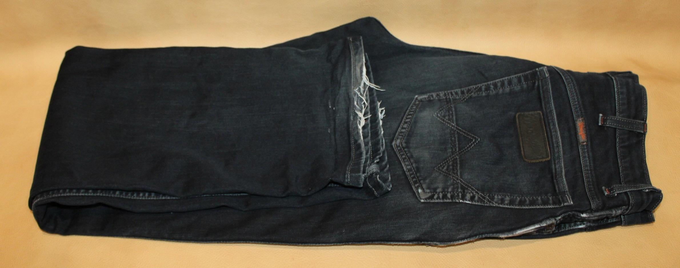 WRANGLER spodnie jeansy rozm. W 32 L 32