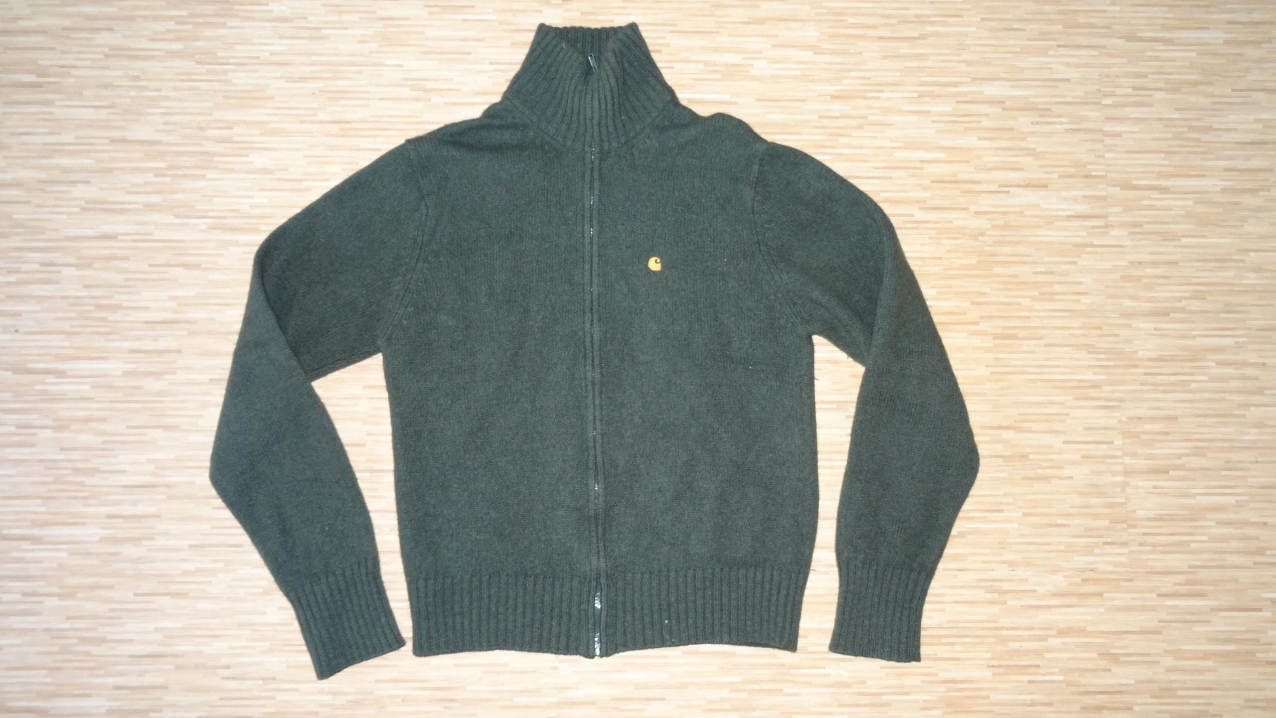 Wełniany sweter CARHARTT SHETLAND roz M BCM