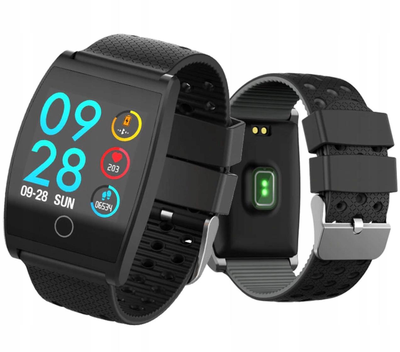 Zegarek SMARTBAND smartwatch bluetooth 4 KOL