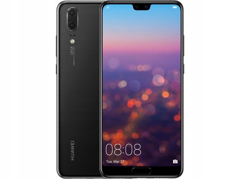 OUTLET Smartfon HUAWEI P20 (64GB) Czarny