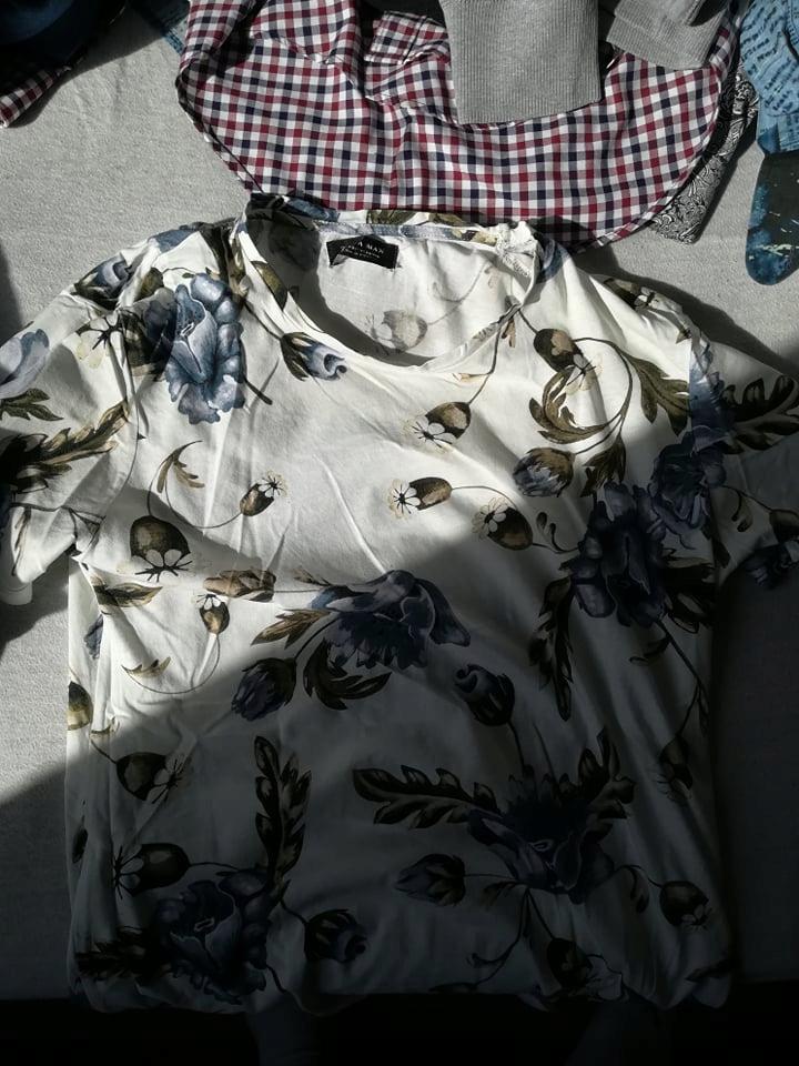 Zara T-shirt stan 10/10 rozmiar M