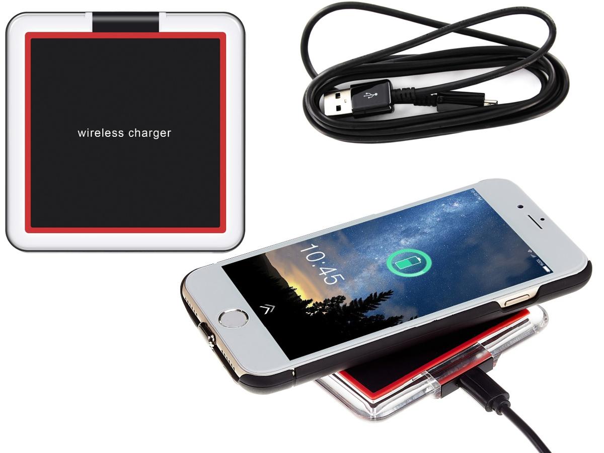 Ładowarka indukcyjna QI do iphone 7s PLUS