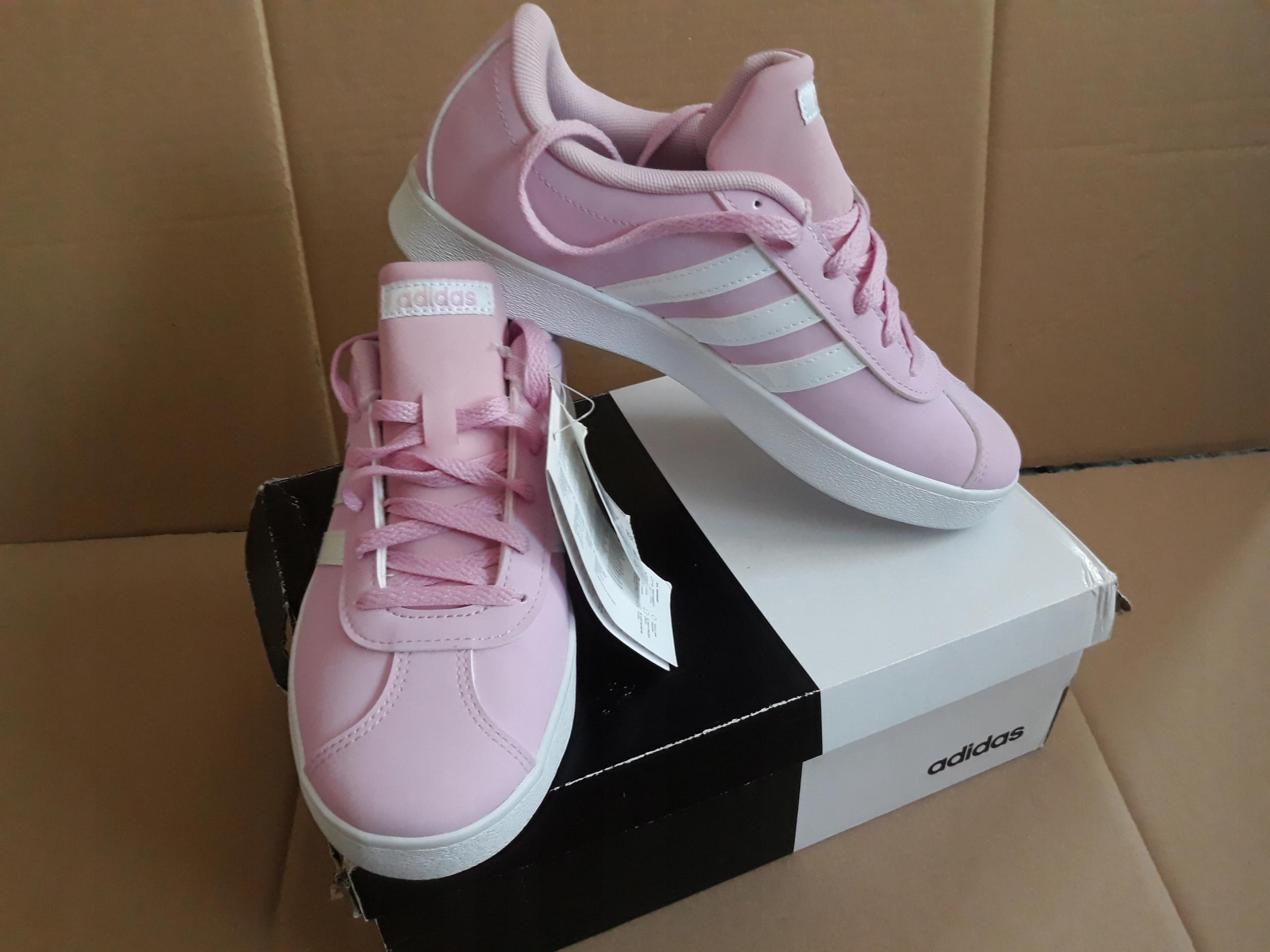 Buty adidas VL Court DB1517 38