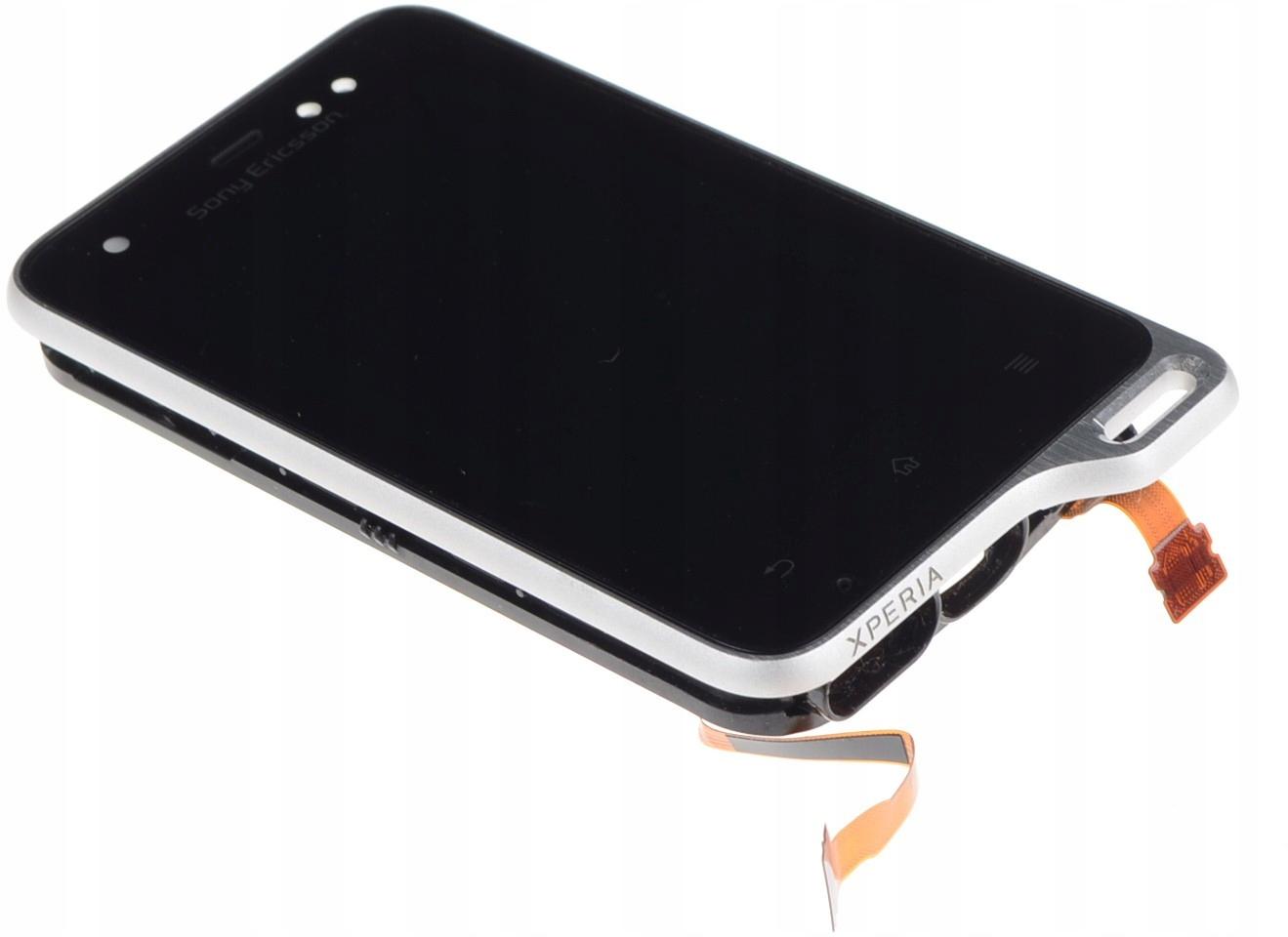 Wyświetlacz Lcd Sony Ericsson Active ST17i dotyk