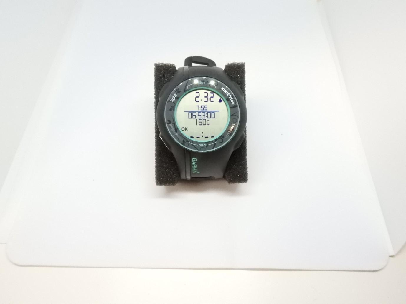 GARMIN FORERUNNER 210 ZEGAREK GPS BIEGOWY DLA PAŃ