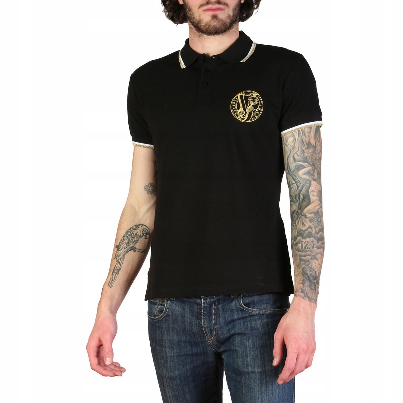 Koszulka Polo Versace Jeans - B3GTB7P0_36571 54
