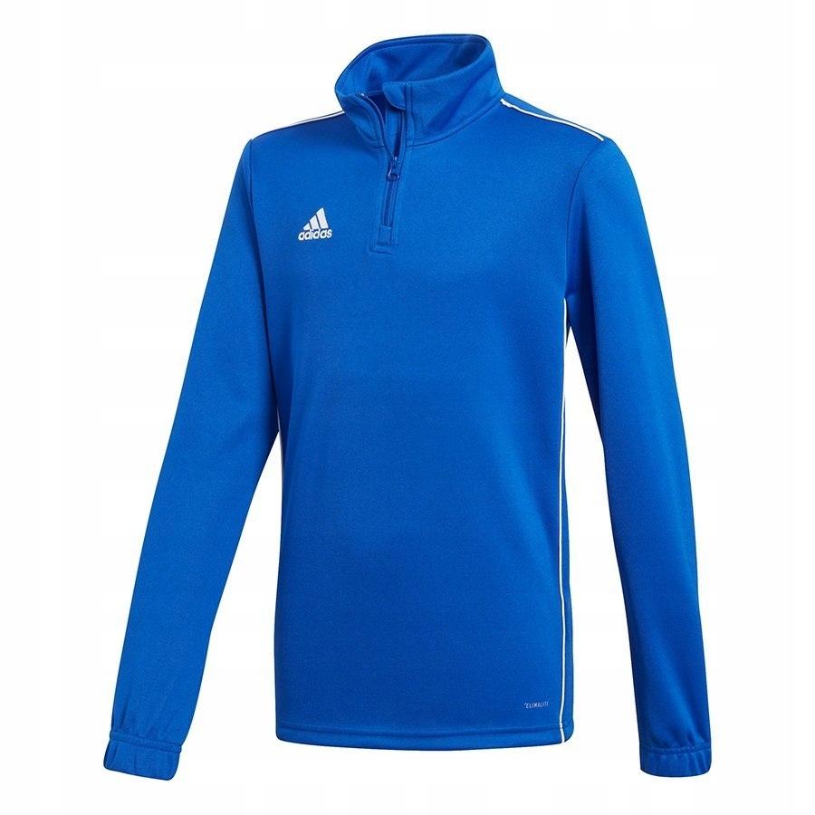 Bluza adidas Core 18 TR TOP Y CV4140 152 cm niebie