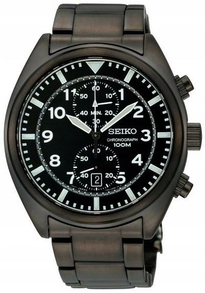 zegarek SEIKO Chronograph SNN233P1 GWARANCJA