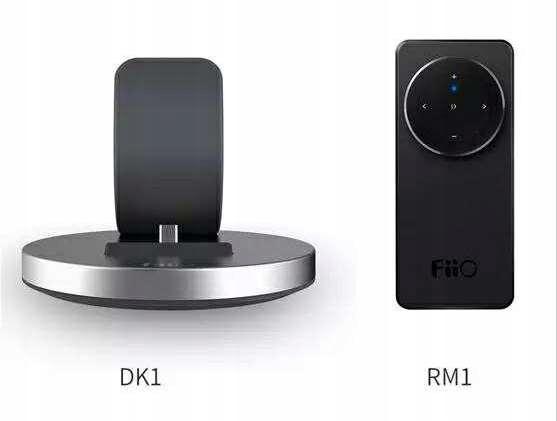 FiiO DK1 stacja dokująca + RM1 pilot 100% nowe