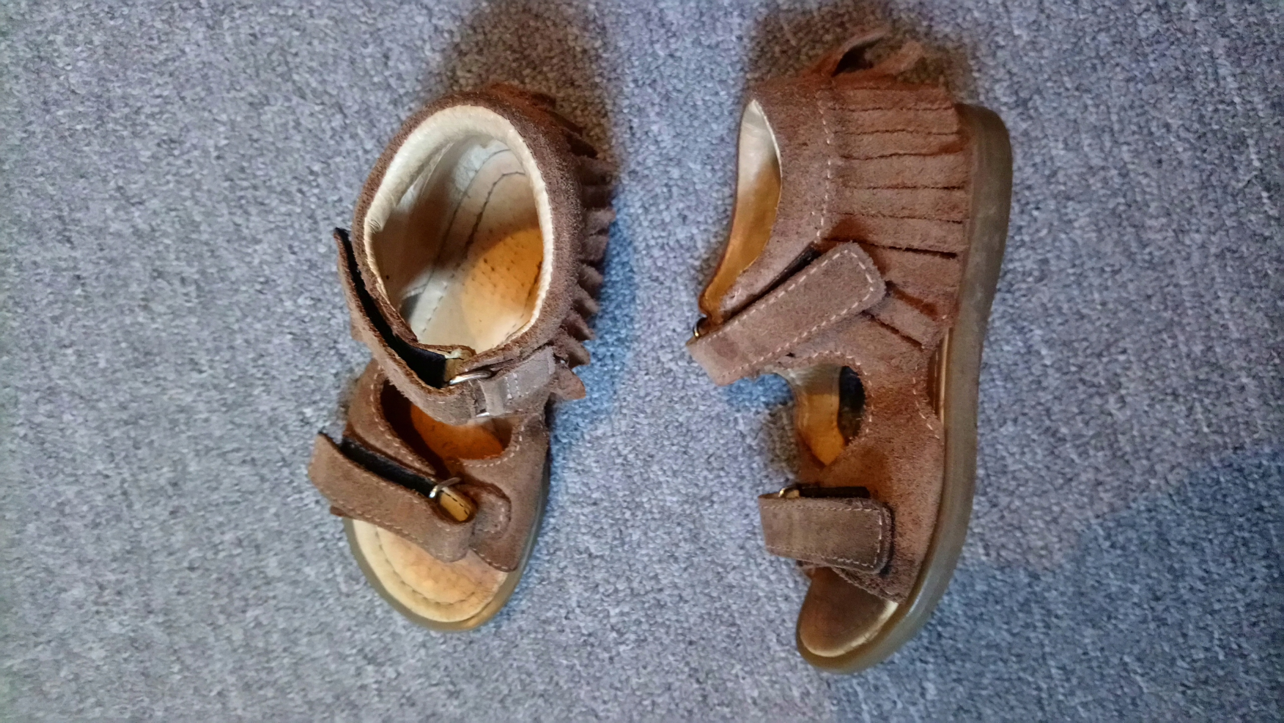 Mrugała sandały Indian summer roz 25