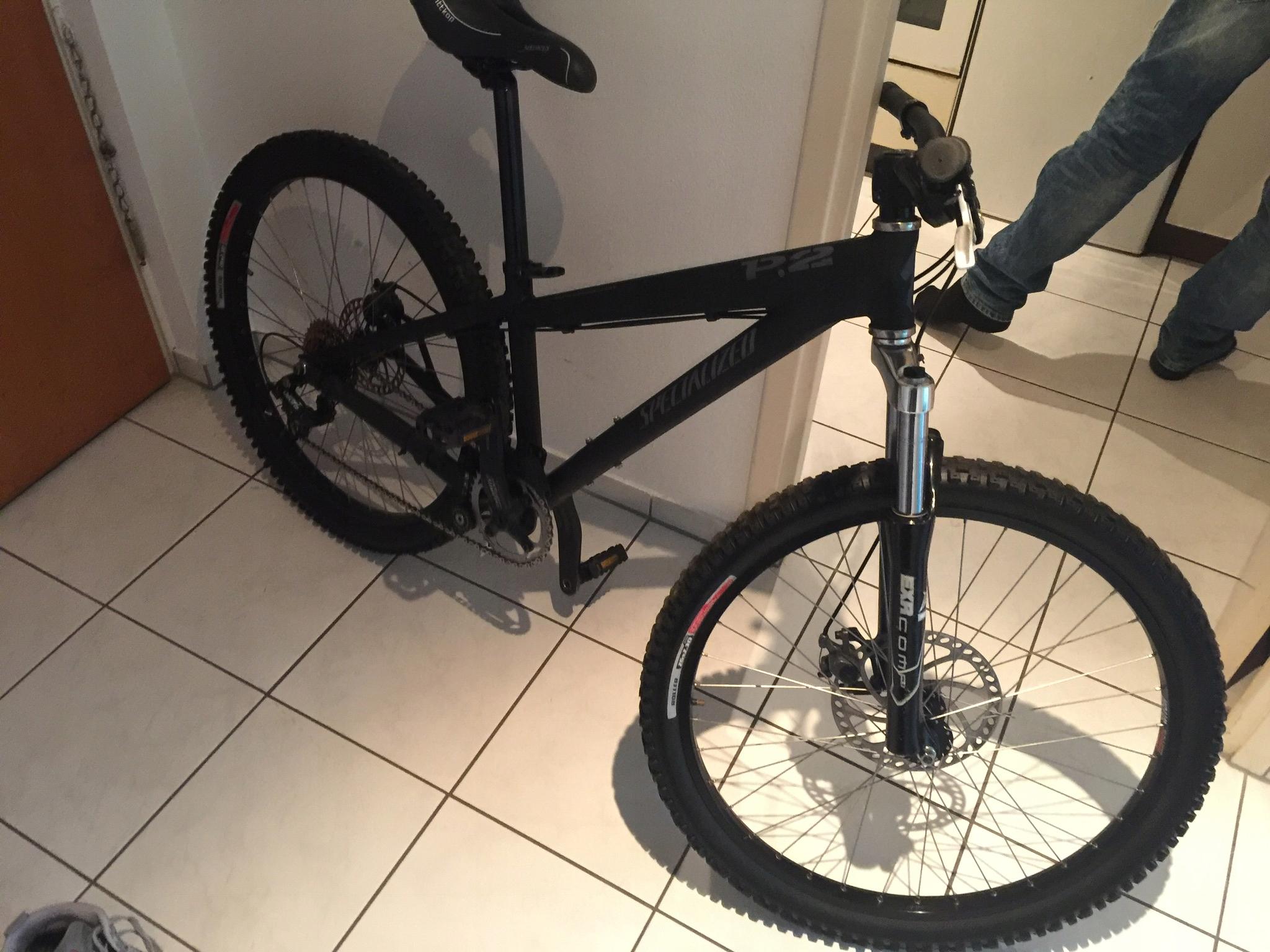Specialized rower jak nowy