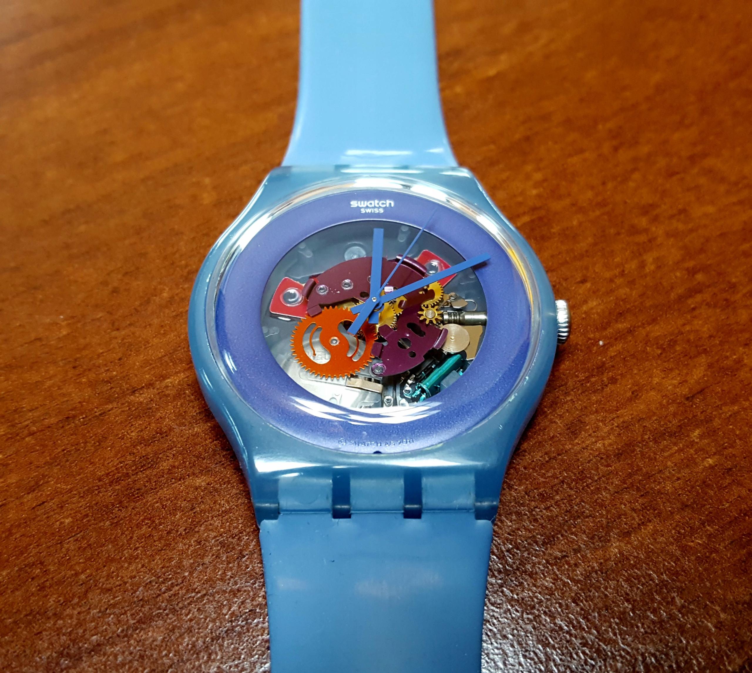 Zegarek Swatch bdb